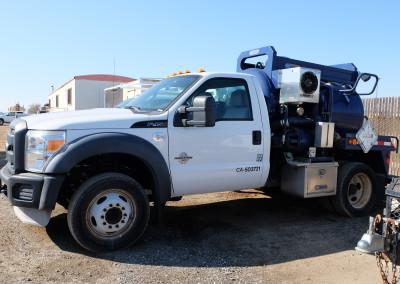 2012 F-450 Vac Truck